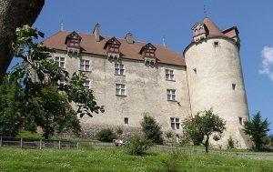 Treno del cioccolato e del formaggio - Svizzera - Castello di Gruyères