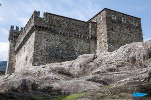 Il Castello di Sasso Corbaro