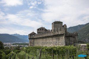 Castelgrande a Bellinzona