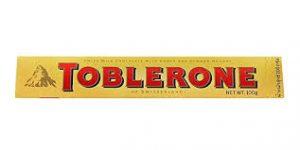 Il cioccolato e la Svizzera - toblerone