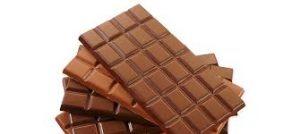 Il cioccolato e la Svizzera - cioccolato per tavolette