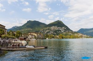 Panorama di Lugano