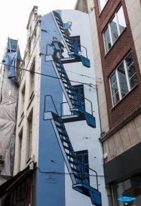 I Fumetti a Bruxelles