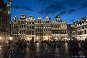 La Grand Place a Bruxelles