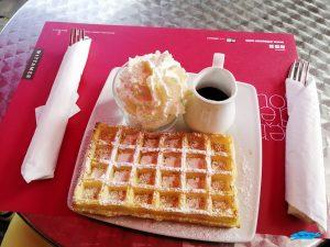 I Waffles di Marcolini