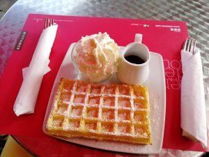 Gaufre o waffle