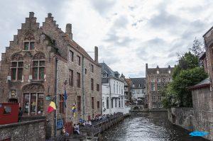Bruges ed i suoi canali