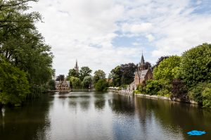 Minnewater o Parco dell'Amore