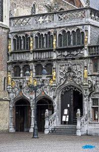 Chiesa del Santo Sangue a Bruges