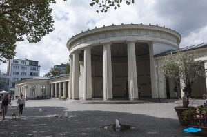 Fontana di Elisa o Elisenbrunnen ad Aquisgrana