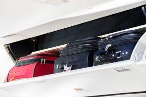 bagagli in cappelliera