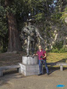 Io e D'Artagnan
