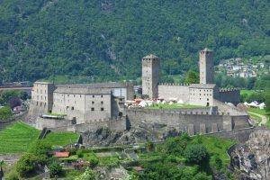 svizzera italiana: bellinzona
