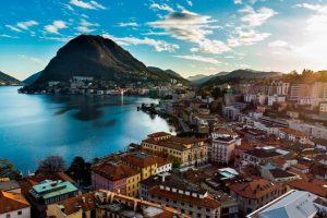 svizzera italiana: lugano