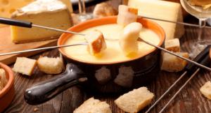 Fonduta al formaggio – Svizzera