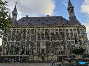 aquisgrana in 2 giorni: Il Rathaus di Aachen