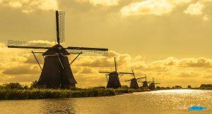 Viaggio in Olanda in 3 settimane