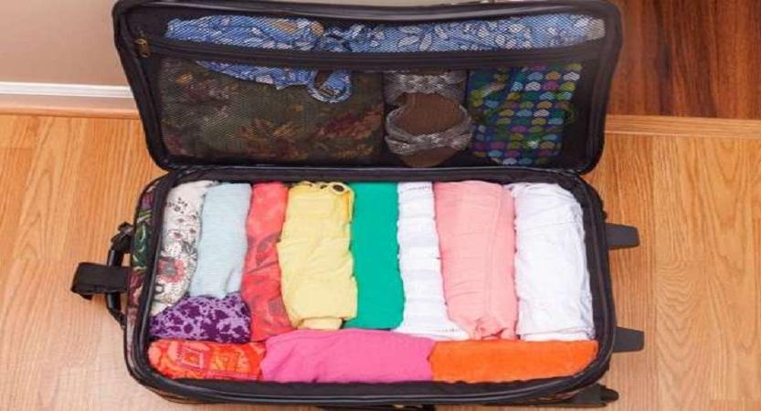 Preparazione del bagaglio a mano