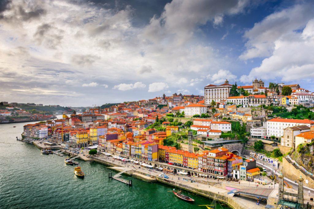 portogallo con ryanair: porto