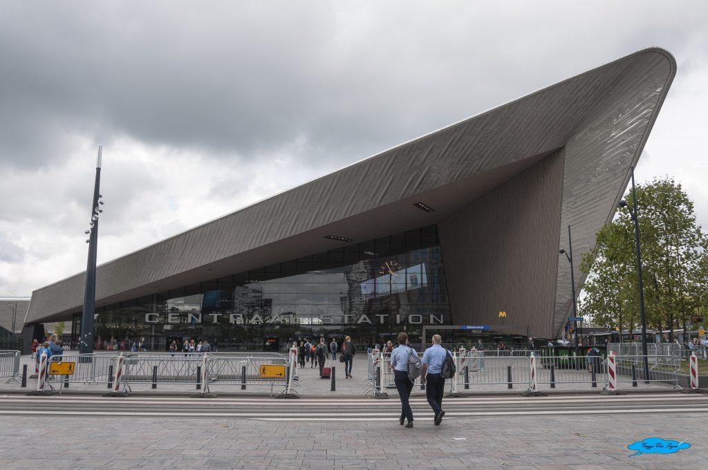 Rotterdam cosa vedere in 3 giorni: Stazione-Centrale