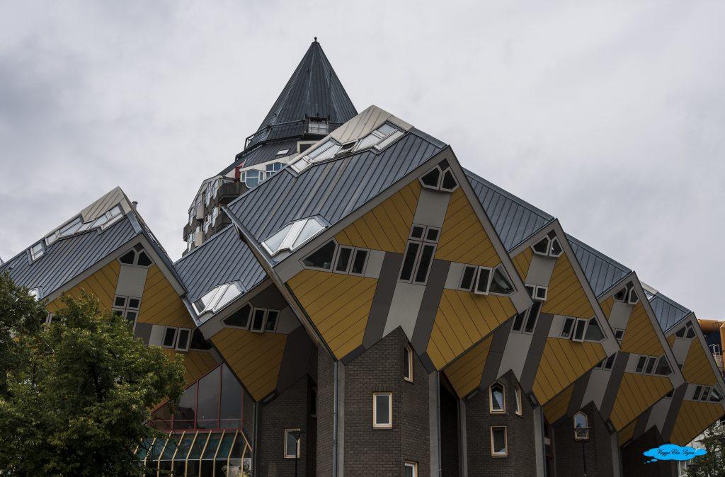 Rotterdam cosa vedere in 3 giorni: le case cubiche