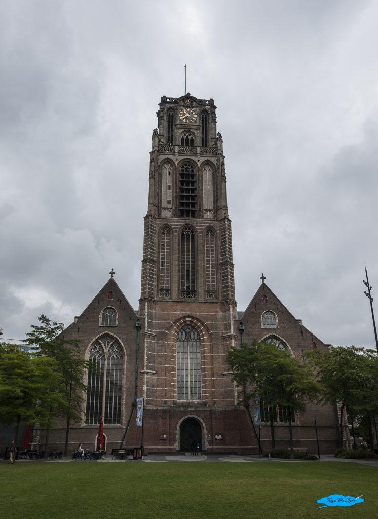 Rotterdam cosa vedere in 3 giorni: cattedrale di san lorenzo