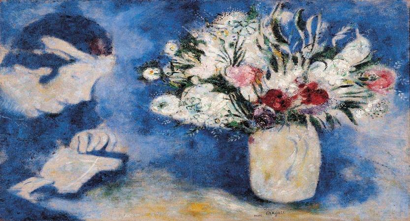 Viaggio nell'arte di Chagall a Napoli