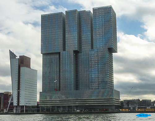 Grattacielo de Rotterdam
