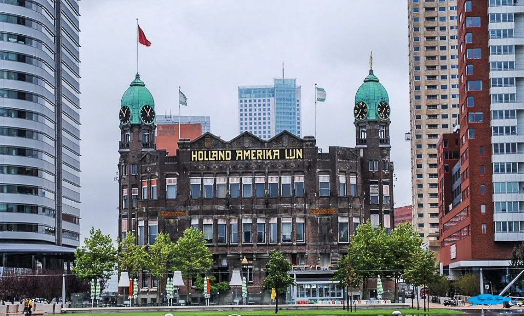 l'Hotel New York a Rotterdam