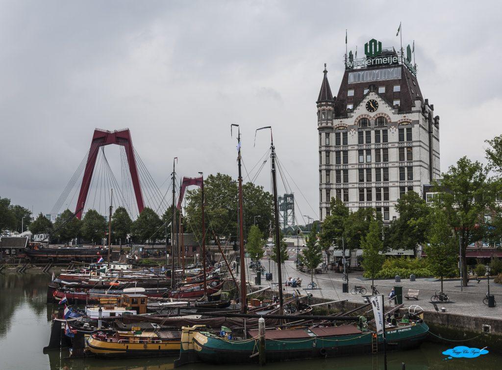 Witte Huis la casa bianca di Rotterdam