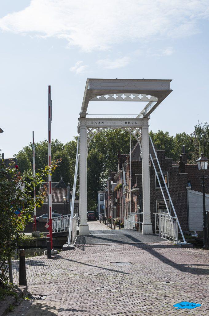 uno dei ponti di Edam