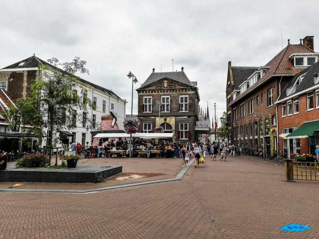 Gouda in 1 giorno: la piazza principale