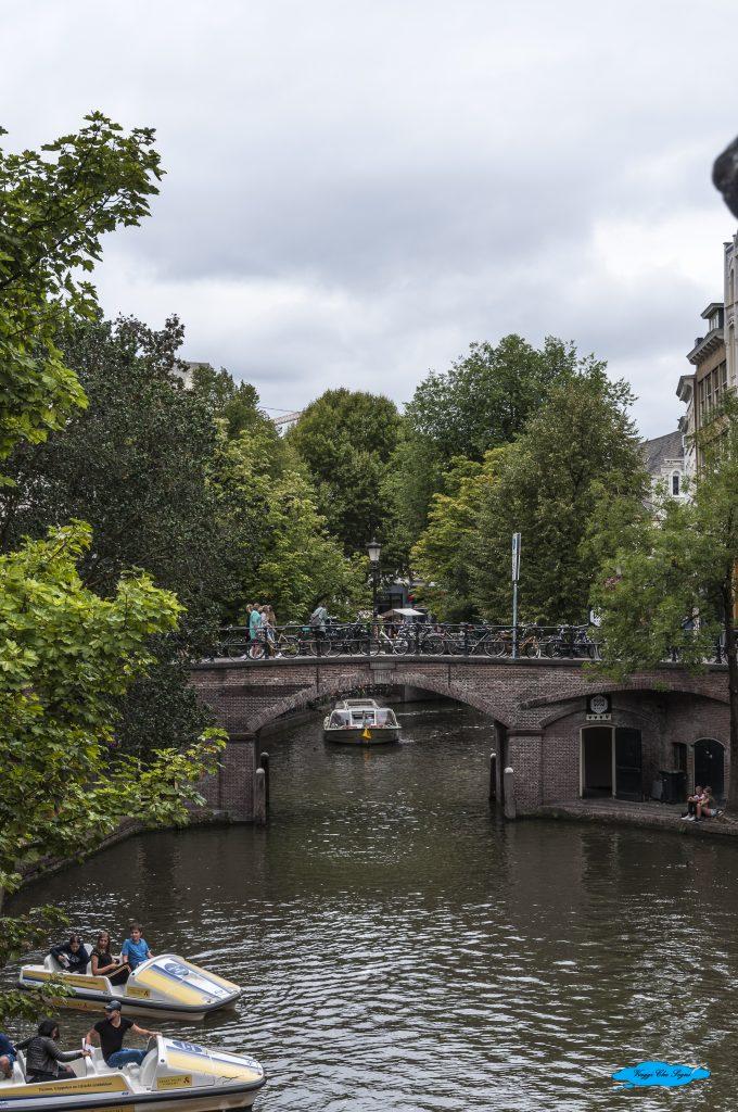 I canali di Utrecht