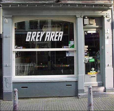 amsterdam ed i coffeeshop: il Grey-area