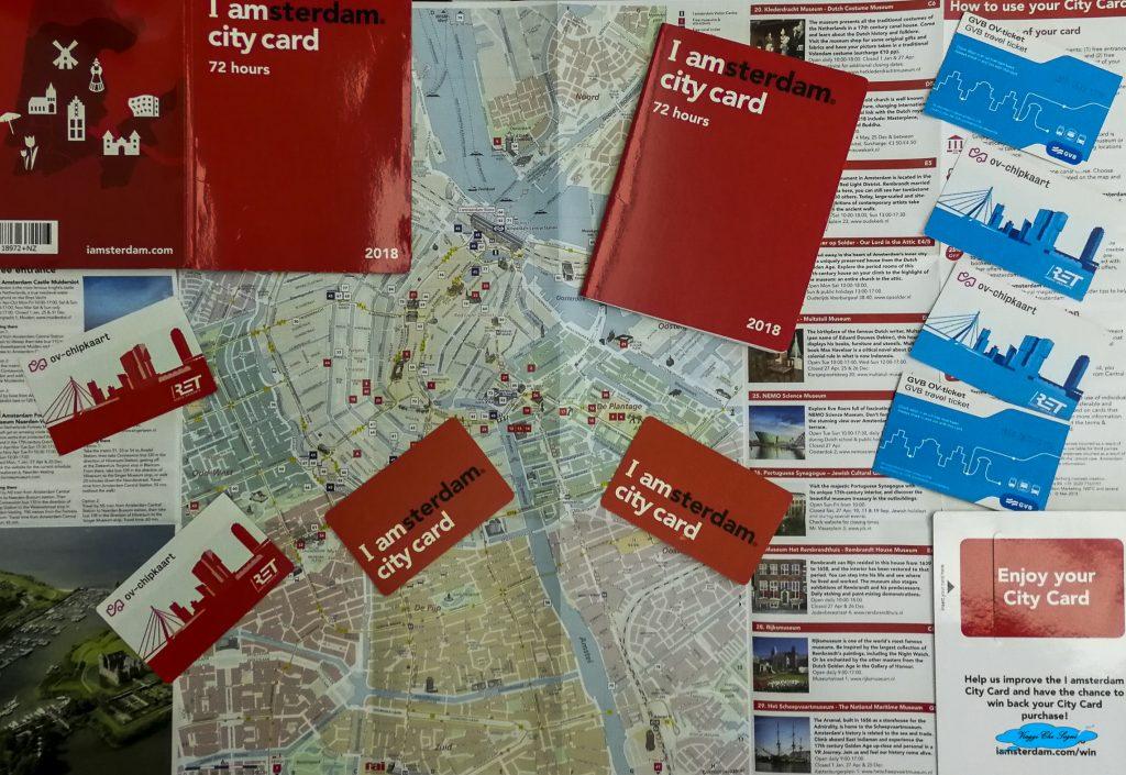 Come Muoversi ad Amsterdam: la I Amsterdam Card
