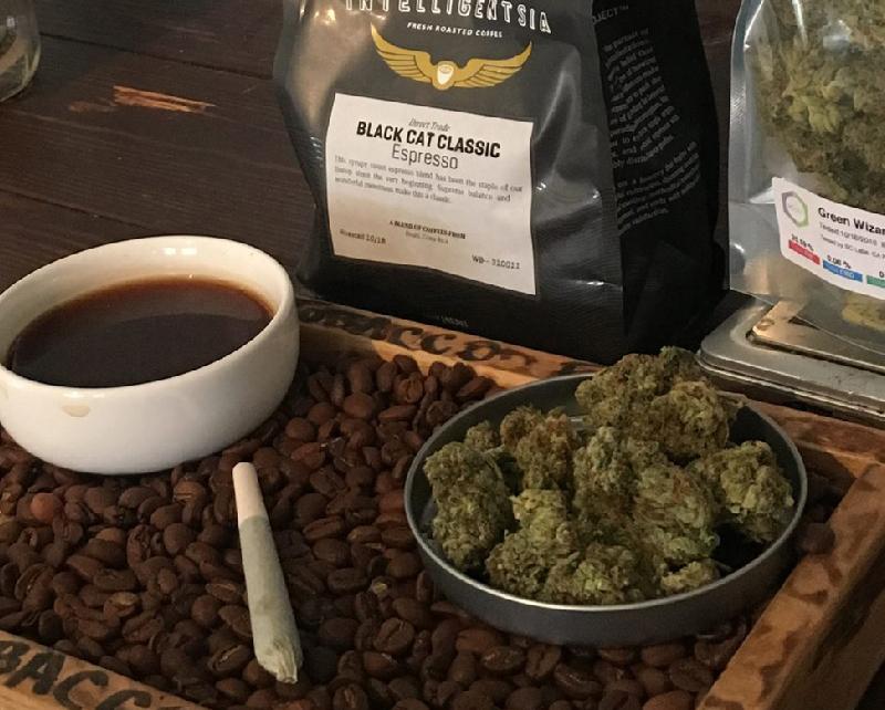 marijuana e olii
