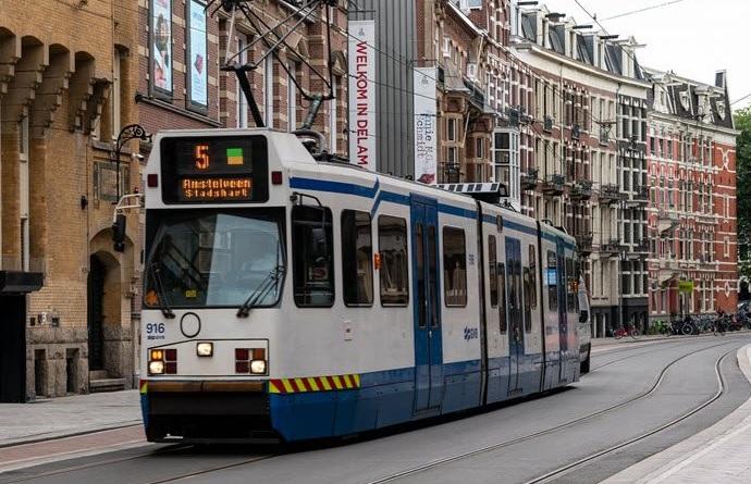 Come Muoversi ad Amsterdam: i tram di Amsterdam