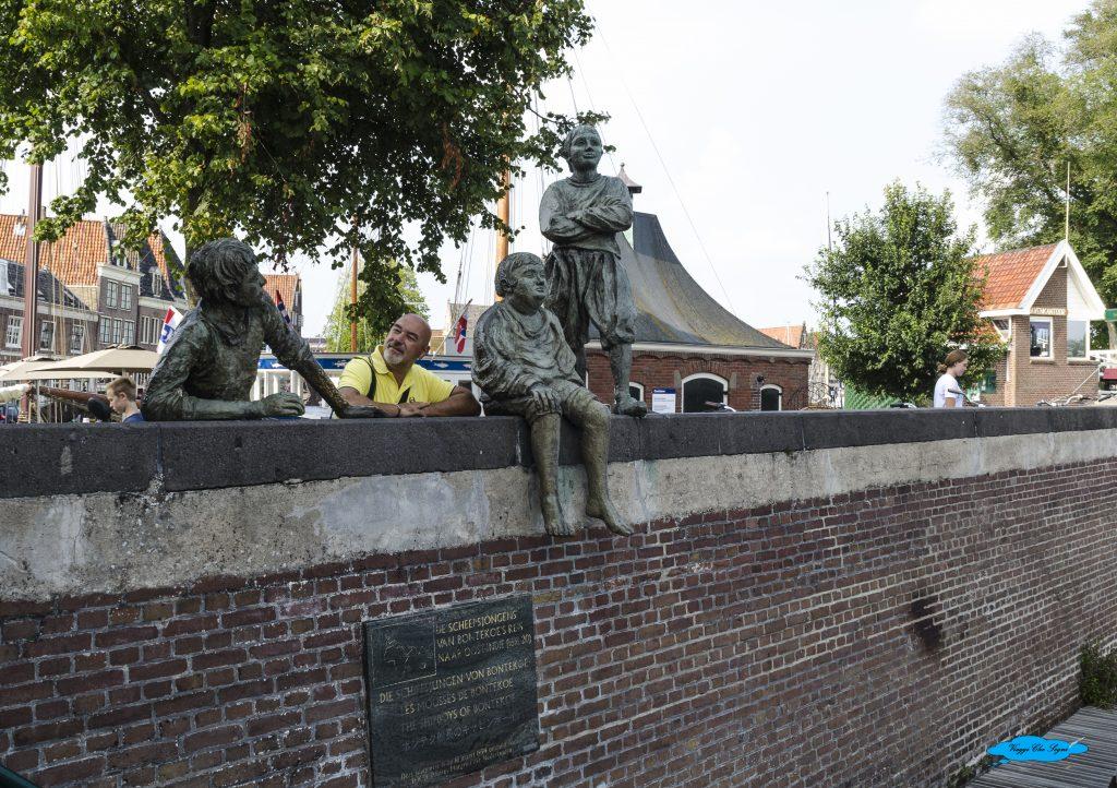 monumento ai piccoli marinai