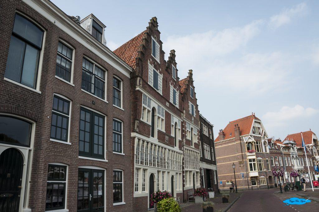 a nord di amsterdam: le case di hoorn
