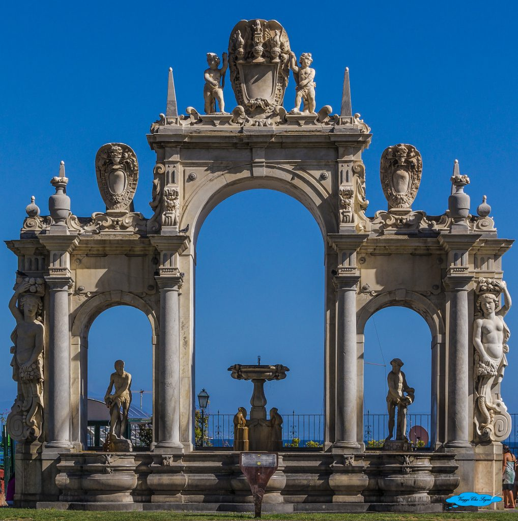 Fontana del Gigante