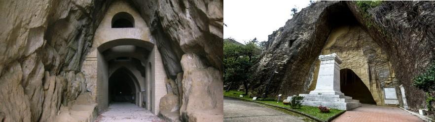 tombe di leopardi e virgilio