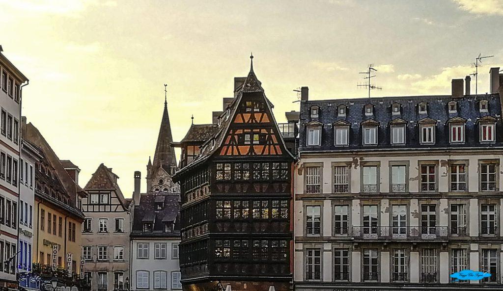 Maison Kammerzel a Strasburgo