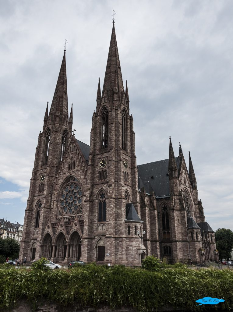 Strasburgo Chiesa di Saint Paul
