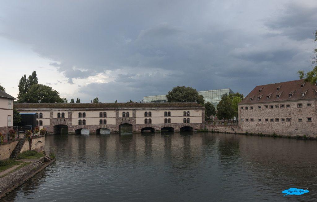 Strasburgo Diga Vauban
