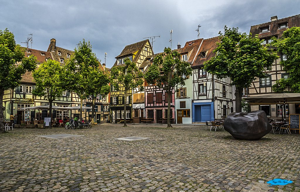 Strasburgo Place du Marchè-Gayot