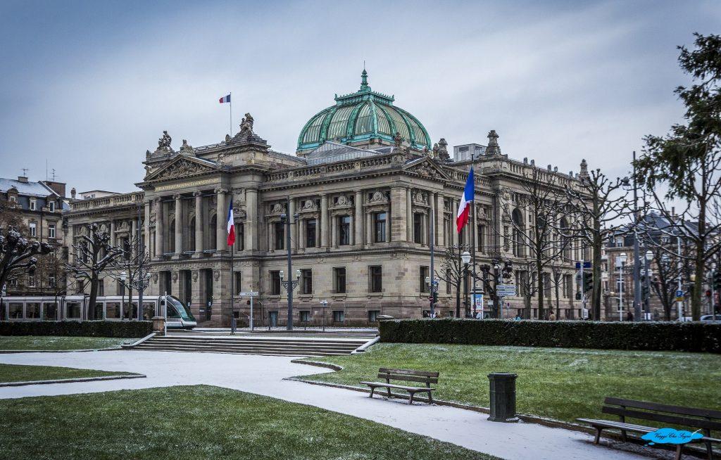 Strasburgo Place de la Republique