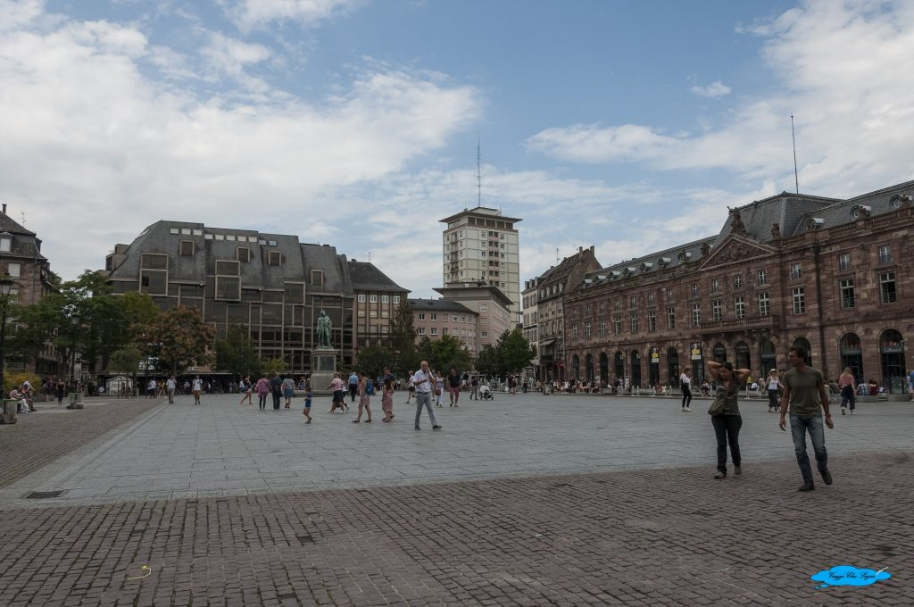 Place Kleber a Strasburgo