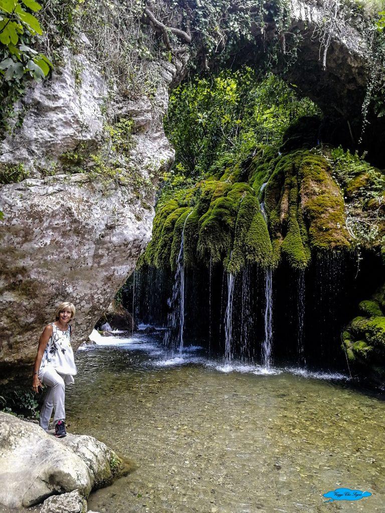 venere e la cascata