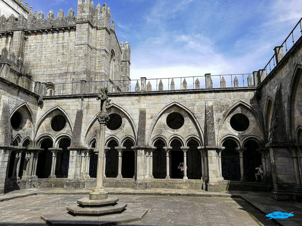 chiostro della cattedrale