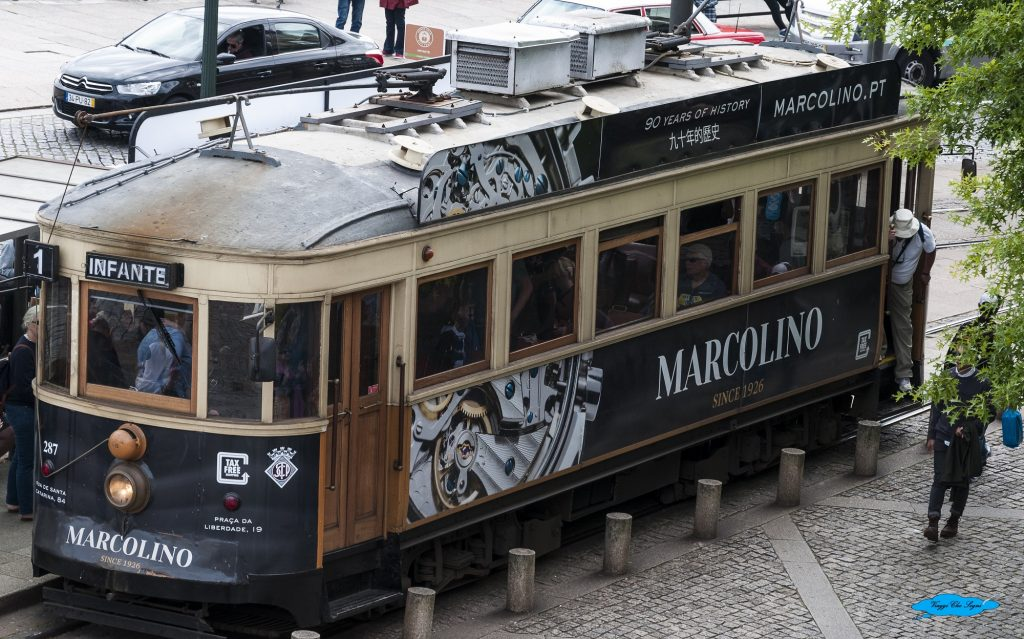 tram 1 a porto